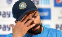 Kohli hints at end to India's dogged DRS resistance