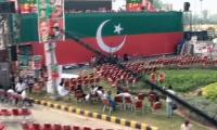 Stage set for PTI's Raiwand March, PML-N calls it a 'circus'