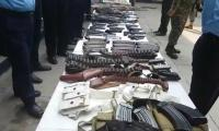 Police, Rangers round up 14, recover arms and ammunition in Islamabad