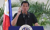 Philippines leader likens himself to Hitler, wants to kill millions of drug users