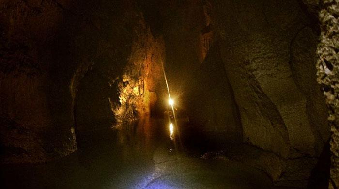 World's deepest flooded cave found in Czech Republic