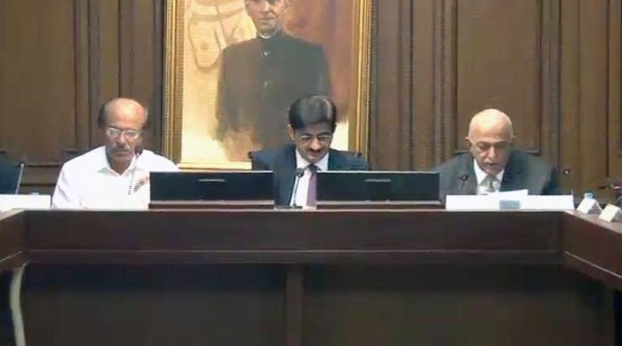 Muharram security, Ghutka ban discussed in Sindh Cabinet meeting