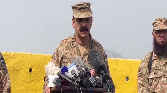 Indian soldiers lost lives in LoC attack: DG ISPR
