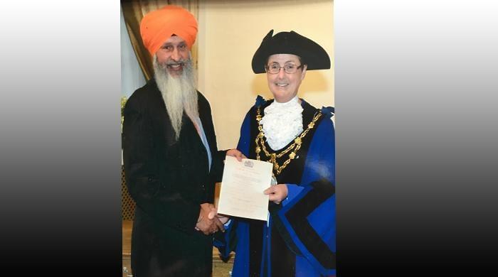Sikh leader gets British passport after drawn-out legal battle