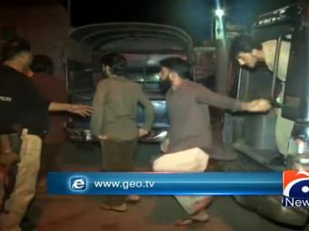 Two Lyari gang war accused killed 44 arrested in police raids,