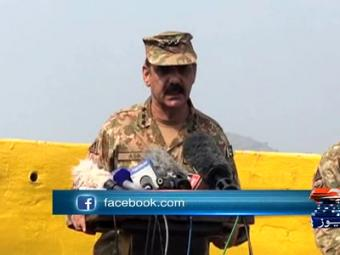 Pakistan is capable of responding to any aggression: DG ISPR.