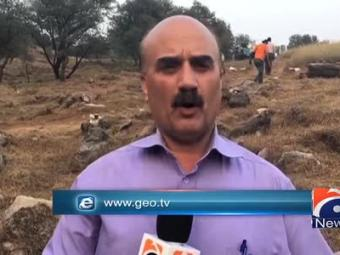 Pakistan Army takes journalists to LoC, shows truth of baseless Indian claims.