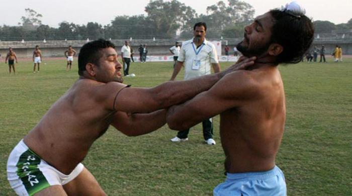 India drags politics into the kabaddi field as well