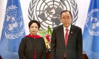 UN chief calls for de-escalation of Pak-India tensions