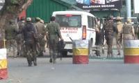 Indian Army shifts Uri Brigade Commander
