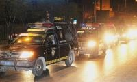 Two Lyari gang war accused killed 44 arrested in police raids