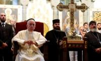 Pope says gender theory part of 'global war' on marriage, family