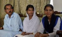 Asia Bibi's daughters hope their mom will be free soon