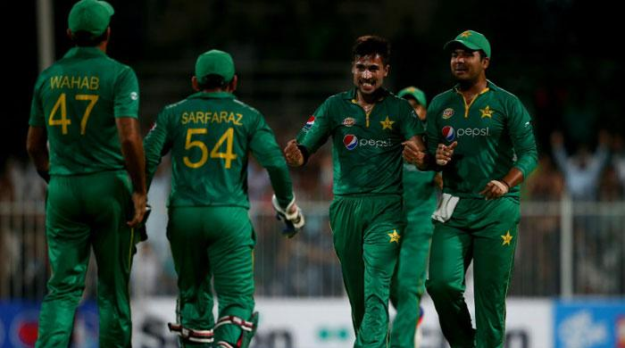 Pakistan clean-sweep Windies ODI series after T20 whitewash