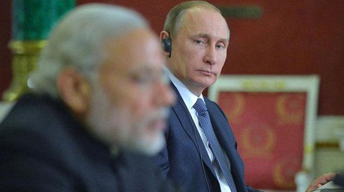 Russia frustrates Indian efforts to isolate Pakistan