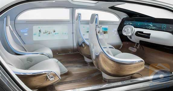mercedes says self driving car designed to protect the people inside not pedestrians sci. Black Bedroom Furniture Sets. Home Design Ideas