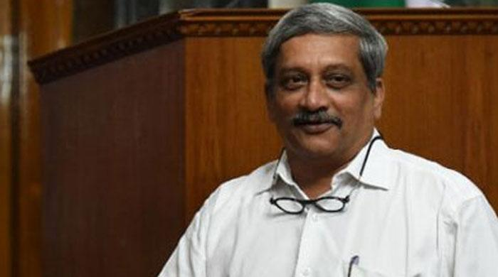 Congress leader says Indian Defence Minister is 'national embarrassment'