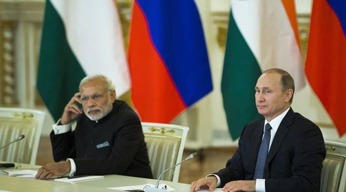 Russia also dismisses India's anti-Pakistan propaganda