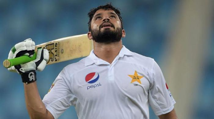 Azhar Ali jumps up to career-best ICC Test Player Rankings