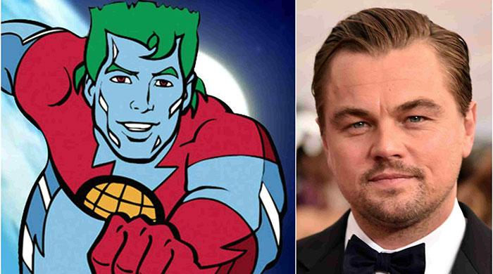 Leonardo DiCaprio is bringing us a Captain Planet movie