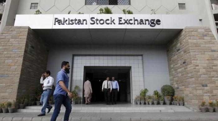 Pakistan Stock market closes at highest level