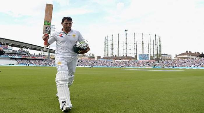 Pakistani batsman Younis Khan among the Top 5 ranked Test batsmen