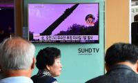Another North Korea missile fails after launch, say U.S. and South