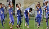 Pakistan's ambidextrous bowler Yasir Jan pushes boundaries