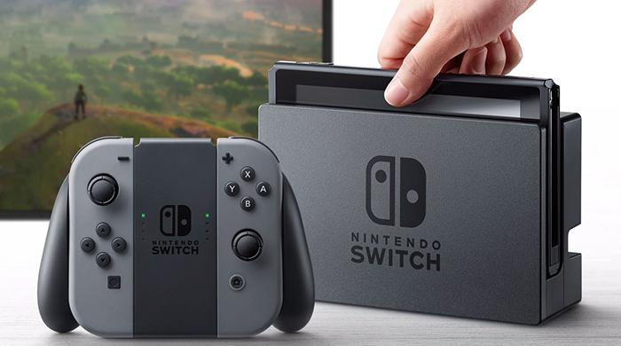 Nintendo unveils next-gen gaming console Nintendo Switch