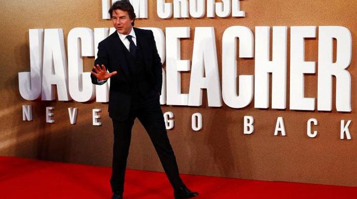 Tom Cruise brings action-packed 'Jack Reacher' sequel to London