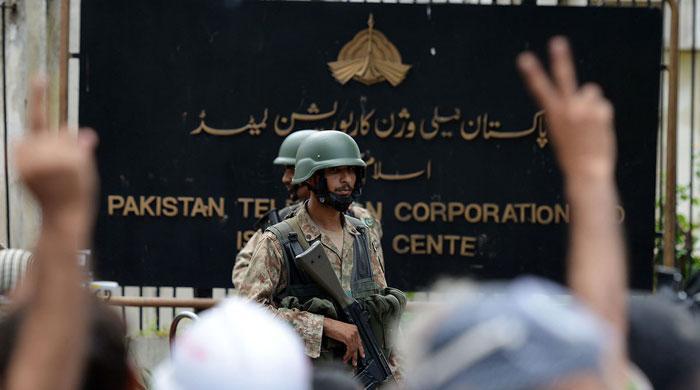 ATC orders police to arrest Imran Khan, Qadri in PTV attack case