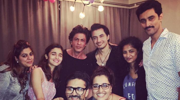 Ali Zafar left out of trailer for Shah Rukh Khan movie