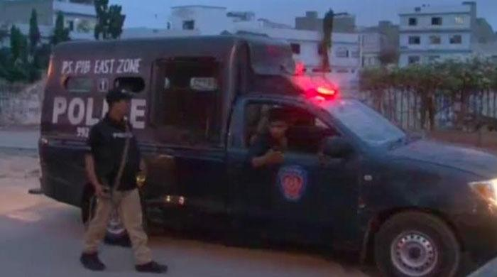 CTD arrest four suspected terrorists from Karachi, weapons recovered