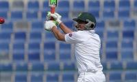 Abu Dhabi Test: Pakistan 304-4 after day one in second Test