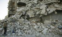 Humanitarian truce begins in Aleppo, few leave