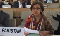 Pakistan neither wants, nor engaged in arms race in South Asia: Tehmina Janjua