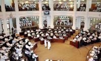 'Go Imran go' slogans echo in KPK Assembly