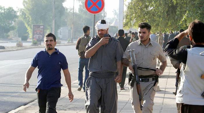 Daesh militants attack Iraq´s Kirkuk in Mosul diversion