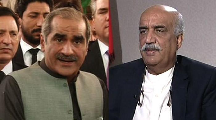 Govt, PPP discuss PTI Islamabad sit-in