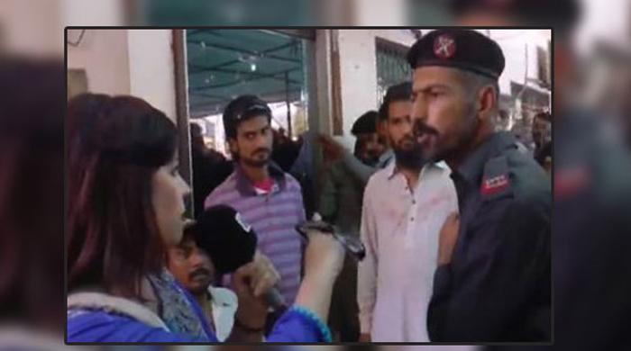 FC guard, female reporter reach settlement