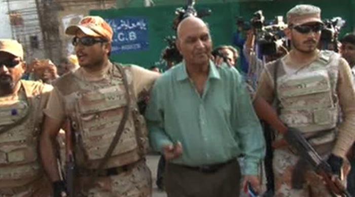 Rangers take MQM-London interim Rabita Committee members into custody