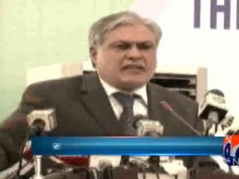 Special Report - PTI chief is a frustrated man, says Finance Minister Ishaq Dar - 22-October-2016