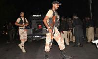 Five suspects nabbed in Karachi