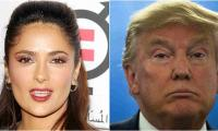 Salma Hayek claims Trump asked her out repeatedly