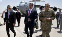 Pentagon chief makes surprise visit to Iraq