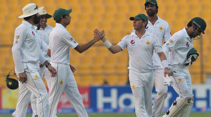 Rahat strikes again to put Pakistan in control against WI