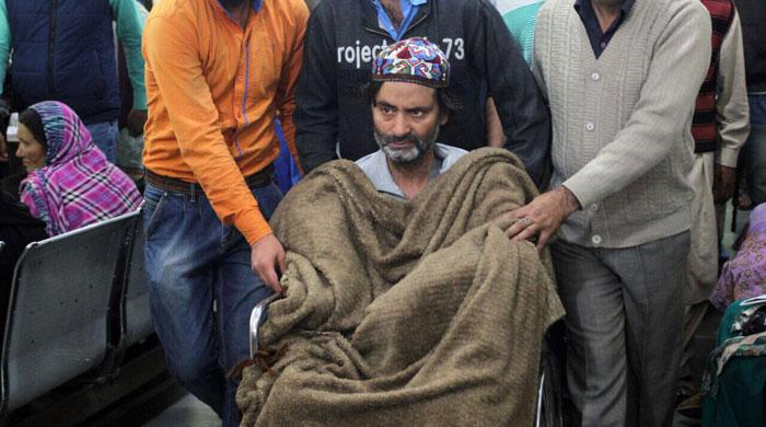 Kashmiri leader Yasin Malik in critical condition, shifted to ICU