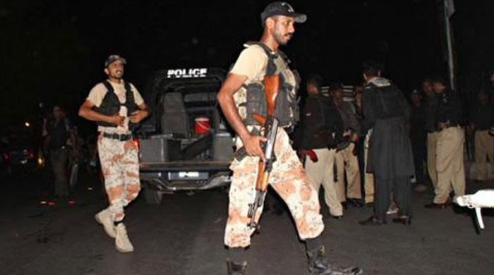 Two MQM London activists arrested from Hyderabad