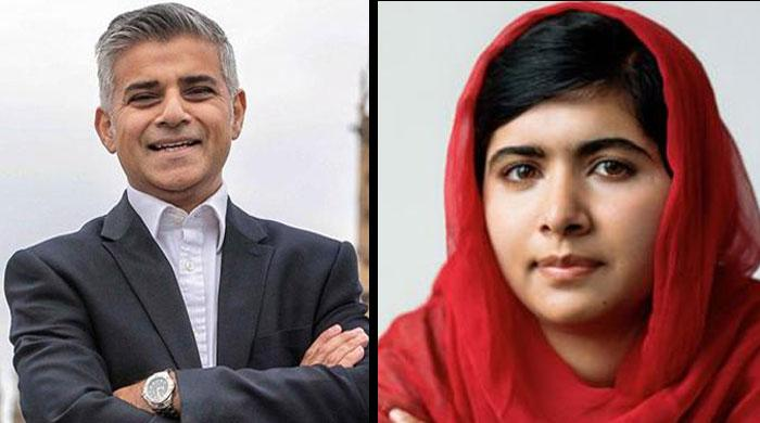 Sadiq Khan, Malala Yousafzai among Top 10 most influential Asians