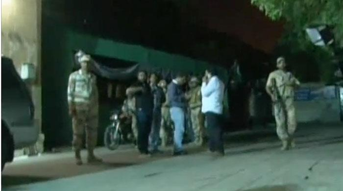 Rangers personnel allegedly killed by colleague in Karachi
